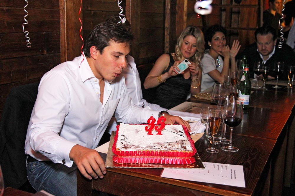 Birthdays in italy